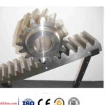 Best Hoist Sale Stainless Steel Cnc Machine Rack And Pinion Gear For Motor/Machine
