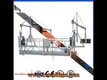 Best Price Lift Working Window Cleaning Platform