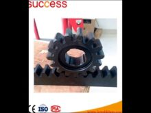 Best Selling Crown Rack And Pinion Gears Transimission Parts Grinding Wheels