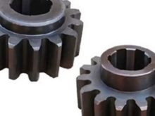 Bevel Gear And Pinion Shaft,Gears And Shafts