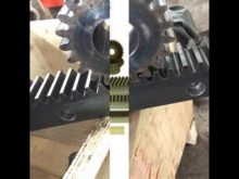 Bevel Gear And Pinion
