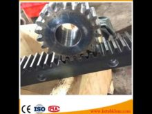 Big Module Rack Gear