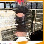 Black Anti Rust Treatment Industrial Sprocket