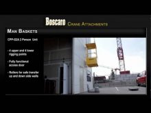 Boscaro Man Basket