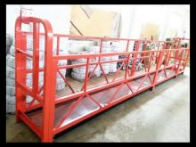 Building Cleaning Equipment Cradle System