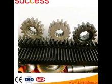 Building Construction Hoist Gear Rack And Pinion