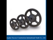 Building Elevator Spare Parts Electric Motors Rack And Pinion / Rack And Pinion Of Linear Actuator