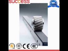 Building Elevator Spare Parts Rack And Pinion Price/ Cnc Router Woodworking / Straight Rack