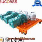 Building Hoist & Tower Crane China Mast Section Customer Made