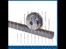 Building M5/ M8 Hoist Spare Parts Hoist Rack
