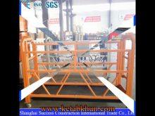 Building Suspended Rope Platform/Bucket/Cradle
