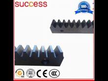 C45 Carbon Steel Sliding Door Gear Rack