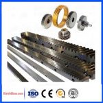 C45 Cnc Rack Gear And Pinions 2mx15x15