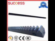C45 Helical Rack With Black Oxide Factory