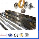 C45 High Quality Carbon Steel Rack And Pinion Gear