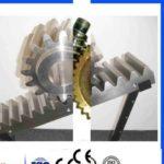 C45 Steel M1m2 M3 M4 M5 M6 M7 M8 M9 M10 Hoist Spur Gear Rack