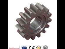 C45 Steel Rack Fit Up Gear Steel Gear C45 Gear / Spur Gear Rack And Pinion Gear