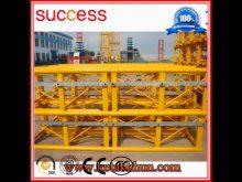 Cab Construction Erect Tower Crane
