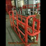 Cast Iron Counter Weight For Suspended Platform
