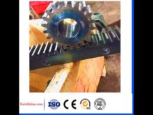 Cast Pintle Chain Sprockets