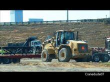 CAT IT62H loader unloading piledriver parts