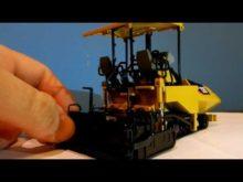 Caterpillar AP655D paver review