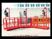 Ce Approved Zlp Building Maintenance Units