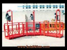 Ce Certificated China Zlp Suspened Platform