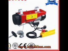 Ce Certification of Industrial Material Hoist Crane Elevator Ce Certification