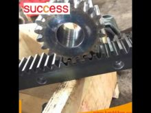 China Construction Lift Gear Rack