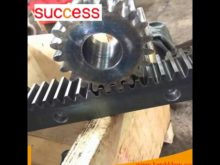China Crown Wheel & Pinion For Truck