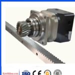 China High Quality Special Custom Gears Gear Rack And Pinion