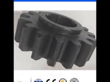 China Pinion And Crown Wheel Gear