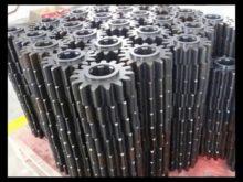 China Supplier Cnc Made Gear Rack