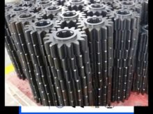 China Supplier Tap Holes Gear Rack 1
