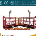 China Supply Aluminum ZLP 630 Hoist ZLP630 Suspended Platform