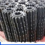 Chinese Factory Oem High Precision Steel Spur Ring Worm Bevel Gear