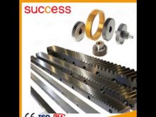 Cnc Gear Rack And Pinion 1