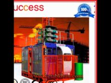 Construction Cargo Lift for Sale