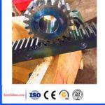 Construction Elevator Gear Rack Transmission Patrs Rack Gears