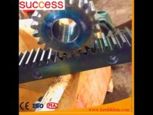 Construction Elevator Spare Parts Rack And Pinion With Ce