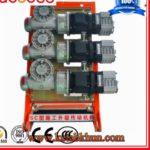 Construction Equipment Sc Double Cage Type Electric Hoist Professional Construction Elevator