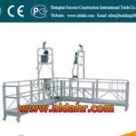 Construction hanging platform window cleaning Galvanized suspended platform