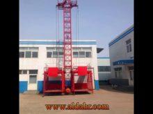 construction hoist companies