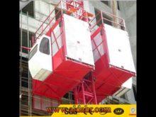construction hoist components