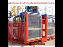 construction hoist efficiency