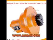 Construction Hoist Elevator Lift Machine Anti Falling Safety Device