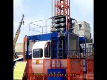 construction hoist elevator safety devices