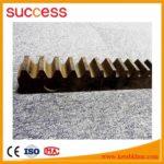 Construction Hoist Gear Rack Autogate Gear Rack