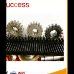 Construction Hoist Gear Rack Rack And Pinion Mechanism/Rack And Pinion Hoist 1